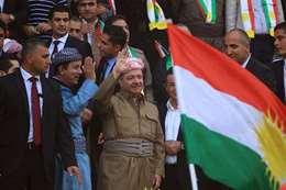 نجاح استفتاء انفصال كردستان
