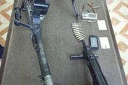 الأسلحة في سوهاج
