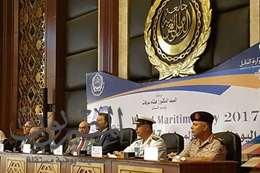 إحتفالية الأكاديمية العربية البحرية