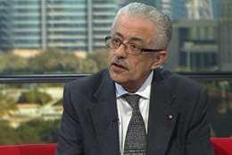 وزير التعليم طارق شوقى