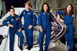 ارسال طاقم من النساء فقط إلى كوكب المريخ