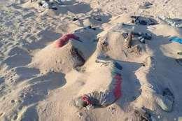 جثث مصريين