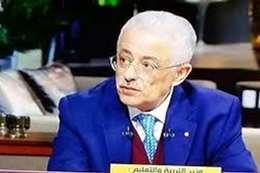 الدكتور طارق شوقي وزير التربية و التعليم