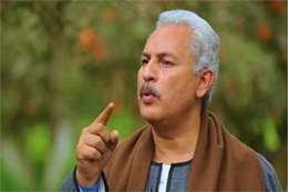 حسين أبو صدام، نقيب الفلاحين