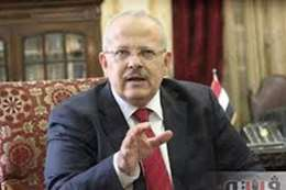 الدكتور محمد عثمان الخشت، رئيس جامعة القاهرة