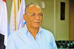صورة رئيس مجلس إدارة شركة المياه البحرالاحمر