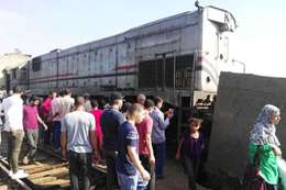 حادث «قطار شبين الكوم»