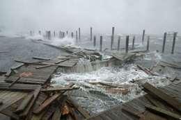 """إعصار """"فلورنس"""""""