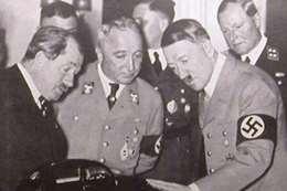 مفاجأة جديدة لا تعرفها عن هتلر