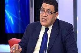 الدكتور هشام عبدالحميد رئيس مصلحة الطب الشرعي السابق