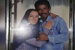 الزوجة وزوجها
