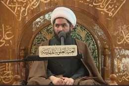 معمم شيعي : الوحي نزل بالإرهاب