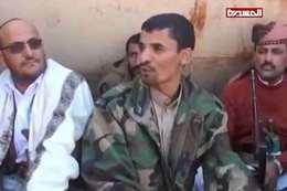 القيادي الحوثي علي المعوضي