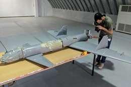 طائرة بدون طيار - أرشيفية