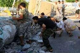 هروب جماعي لأنصار القذافي من سجون طرابلس