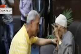 اللواء السعيد عباس محافظ المنوفية الجديد