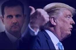 ترمب أمر باغتيال الأسد