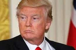 الرئس الأمريكي دونالد ترامب