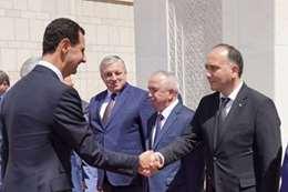 أصابته لعنة بشار.. مصرع رئيس وزراء أبخازيا