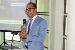 عماد عبدالحميد رئيس قطاع التمويل   بوزارة المالية