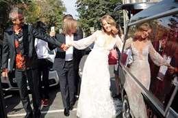 زفاف منافسة بوتين