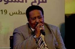 الفنان السوداني، صلاح بن البادية