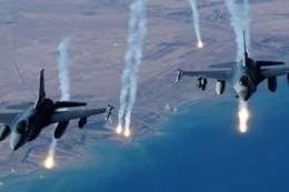 طيران التحالف العربي