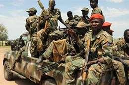 الجماعات المسلحة في السودان