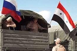 روسيا تغازل مصر بشأن سوريا