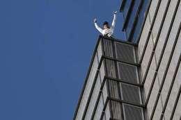 روبير تسلق العديد من أطول المباني في العالم