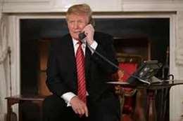 مكالمة ترامب