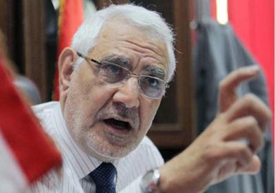 مصر القوية يدين اقتحام منزل رئيس لجنة الحزب بالإسكندرية