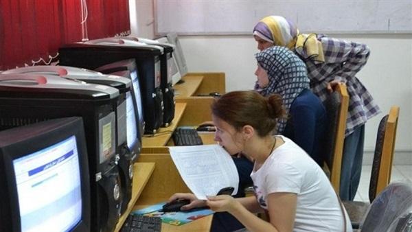 فتح مكاتب التنسيق لاستقبال رغبات طلاب الدور الثاني