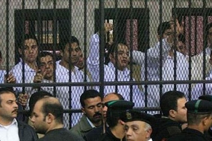 """اليوم.. محاكمة المتهمين بـ""""خلية الزيتون"""""""