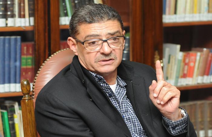 """محمود طاهر: """"عليا الطلاق ما هحضر اجتماعات تاني في وجود مرتضى"""""""