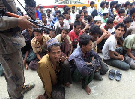 تفاصيل تقشعر لها الأبدان عن مسلمي بورما