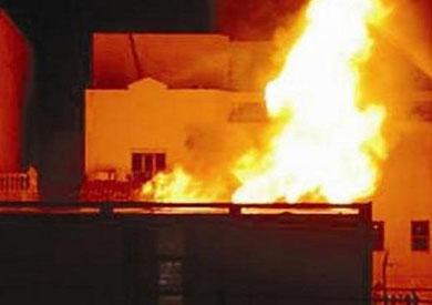 محاضر ضد الجن بإشعال النيران فى 5 منازل