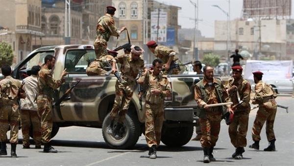 الجيش اليمني يسيطر على عدة مواقع بتعز