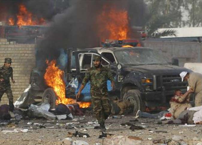 انتحاري يقتل 31 شخصا فى تجمع للشيعة ببغداد