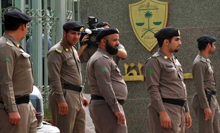 تنفيذ حكم الجلد بأمير سعودي