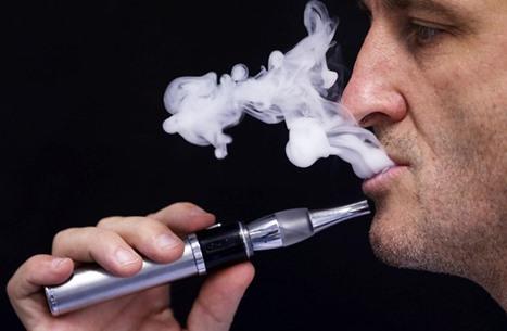 السجائر الإلكترونية تساعد على الإقلاع عن التدخين بضرر أقل 95%