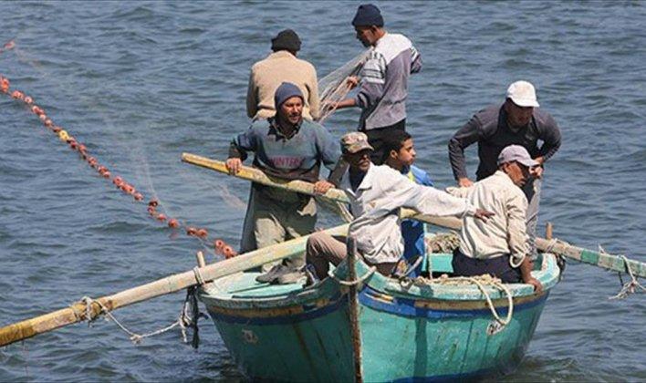 """مظاهرة لأهالي الصيادين المحتجزين بالسعودية أمام """"الخارجية"""""""