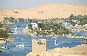 محافظة اسوان تستقبل 2500 سائحا من المصريين والاجانب