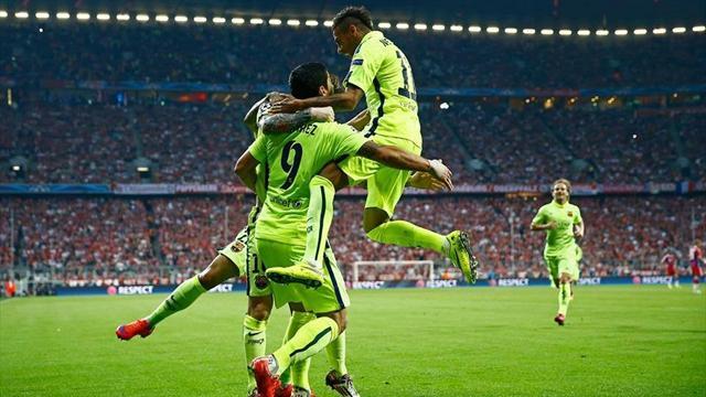 13 رقما شهدتها مباراة برشلونة وبايرن ميونيخ بأبطال أوروبا