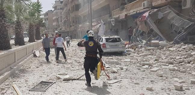 مقتل 25 شخصاً في غارات للنظام على إدلب