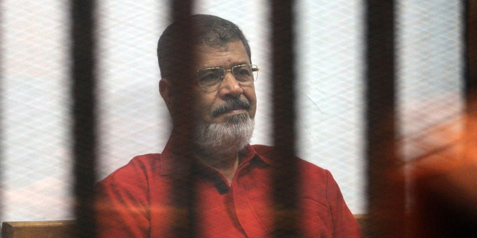 النقض تنظر طعن مرسى فى قضية التخابر الكبرى