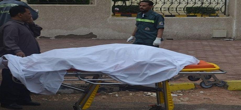 كشف غموض قتل سائق بالجيزة