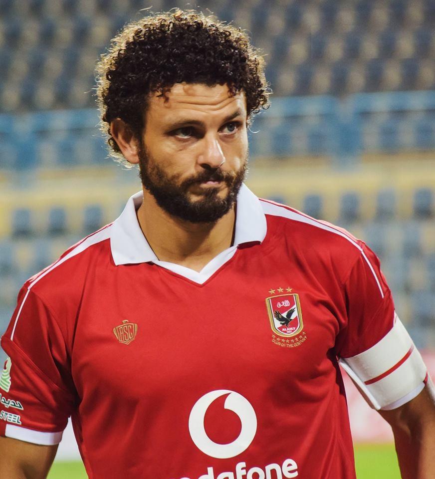 حسام غالي: مباراة نهائي الكأس صعبة
