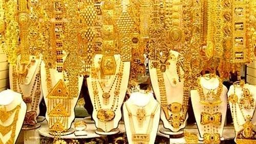 سعر عيار الذهب الـ 21 ينخفض إلى 628 جنيها