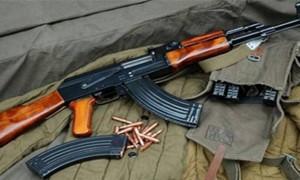 ضبط سلاح وطلقات نارية بحوزة مزارع بالوادي الجديد